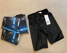 Speedo Male Jammer Swimsuit - Aquablade - BLACK SIZE: 30