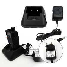 Battery Charger Power Adapter for BaoFeng UV5R Plus UV5RA Plus UV5RE EU Plug