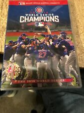 2016 World Series Champions: The Chicago Cubs (DVD, 2016)