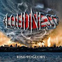 LOUDNESS - RISE TO GLORY  2 CD NEU
