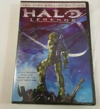 Halo Legends (DVD, 2010, 2-Disc Set, Special Edition)