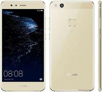 Huawei P10 Lite 64GB 5.2'' 12MP dual-SIM Gold Smartphone free shipping