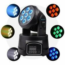Betopper 7X8W Led Spot Stage Light Dmx 512 Professional Mini Moving Head Lightin