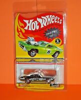 Hot Wheels Neo Classics Series 6 - #6 of 6 - Olds 442 Police Cruiser (Sold Out)