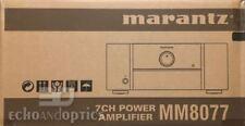 Marantz MM8077 Power Amplifier - 7 Channel