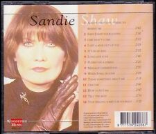 SANDIE SHAW - CD 1991 - LONG LIVE LOVE - HER GREATEST HITS - Puppet On A String
