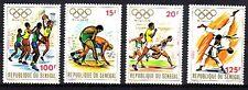 Senegal  Michelnummer 494 - 497  postfrisch