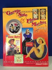 Hard Cover Book GARAGE SALE & FLEA MARKET Fifth Ed Collectibles Antiques 1997