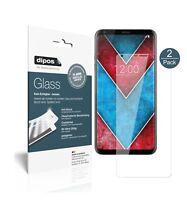 2x LG V30 Protection ecrán Verre souple Film Protecteur 9H dipos