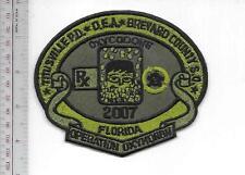 Drug Enforcement Agency DEA Op Oxymoron Florida Titusville PD Brevard Co acu