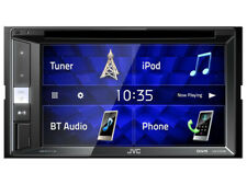 JVC 2 Din Multimedia KW-V250BT Android Spotify Bluetooth iPhone DVD CD  B-Ware