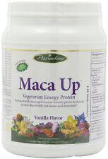 Paradise Herbs Maca Up Protein Powder, Vanilla, 452 Gram , New, Free Shipping