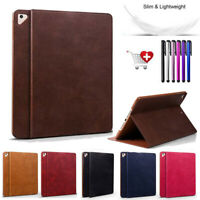 Luxury Leather Smart Case Cover For Apple iPad 9.7 2017 2018 Mini Air Pro 10.5