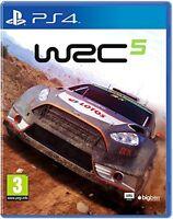 WRC 5 FIA WORLD RALLY CHAMPIONSHIP EN CASTELLANO NUEVO PRECINTADO PS4