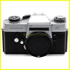 Leica Leitz Leicaflex SL cromata fotocamera reflex a pellicola Made in Germany