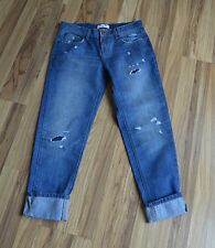 NWOT ~ One X One Teaspoon Destressed Awesome Baggies Jeans Sz 26 Low Rise