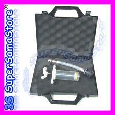 3S Injecteur rechargeable 50 ML en coffret pour systèmes A/C AUTO avec gaz R134a