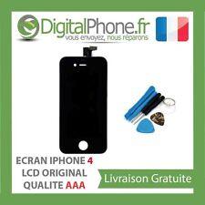 Ecran LCD+Vitre Tactile+Outils - iPhone 4 Noir