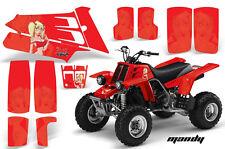 Yamaha Banshee 350 AMR Racing Graphics Sticker Kits 87-05 Quad ATV Decals MAN R