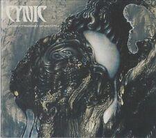 Carbon-Based Anatomy by Cynic (CD, Nov-2011, Season of Mist)