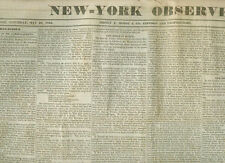 Newspaper Sam Houston Affray Austin's Colony In Texas Paris Cholera India  1832