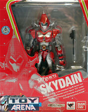 S.H. Figuarts Skydain Kamen Rider Fourze Action Figure Tamashii Bandai Limited