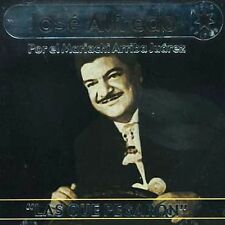Jimenez, Jose Alfredo : Las Que Pegaron De Jose Alfredo Jimenez CD