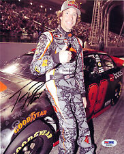 Travis Pastrana BOOST MOBILE / RED BULL RACING Signed 8x10 Photo PSA/DNA COA
