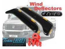 Mercedes Sprinter Volkswagen Crafter 2006 -  Wind deflectors 2.pc  HEKO  31167