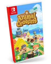 Animal Crossing New Horizons Switch Pal España Nuevo Precintado castellano