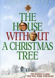 DVD A House Without a Christmas Tree 2007  Jason Robards Mildred Natwick