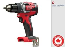 """New Milwaukee Variable Speed M18 Brushless GEN II 1/2"""" Drill Driver 2801-20"""