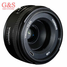 YONGNUO YN40mm F2.8N lens Light-weight Standard Prime Lens for NIKON