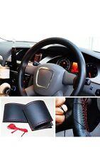 AUTO Universale Volante Cover con aghi e filo Rosso-Londra
