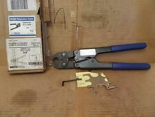 "BOW Soft-Touch PEX Outils Superpex Crimping Tool 560748 3/4"" X 15"" L Blue Handle"