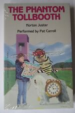 NEW: The Phantom Tollbooth by Norton Juster (Cassette, 1989) Caedmon