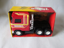 "1979 Buddy L Mack Cabover Hauler Rig Cab 433-F Japan w/Box (4.5"" Red Steel)"