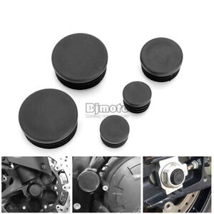 CNC Motorcycle Frame Hole Cap Cover Plug For Adventure 1050/1090/1190/1290