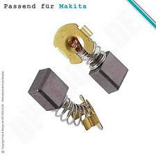 BALAIS de charbon pour Makita Marteau-perforateur sans fil BHR 241 7x10, 8mm (