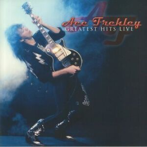 ACE FREHLEY - Greatest Hits Live - Vinyl (gatefold 2xLP)
