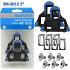 Shimano SM-SH12 Cleat set 2 degree Float SPD-SL Road Bike Pedal Cleats USA