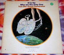 VAN DER GRAAF GENERATOR H to He Who am the Only One DUNHILL 1970 Prog NEAR MINT!