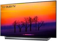 LG OLED65C8PLA.BEUWLJP 4K-UHD OLED 65 Zoll HDR10 Smart TV PVR HDMI WLAN LG ThinQ