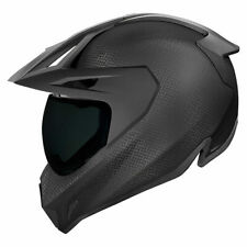 Icon Variant Pro Ghost Carbon Moto Motorcycle Motorbike Black