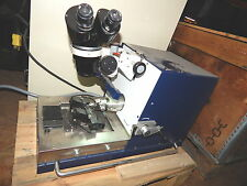 LKB Bromma 2128 Ultratome Microtome System, Ultramicrotome and Controller