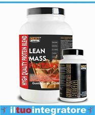 Proteine e Aminoacidi gr 1000 Van + BCAA + Arginina + HMB 100 CPR Bodybuilding