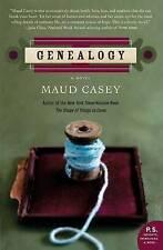 Genealogy: A Novel (P.S.)-ExLibrary