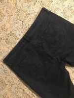 Kut From The Kloth Women's Designer Black Jeans Size 10/30 Farah Baby Boot Cut