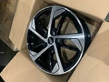 genuine audi rs3 wheels s3 a3 oem 18 inch