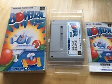 Bombuzal Famicon Game! Complete! Look In The Shop!